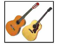 Guitar Evening Classes for Beginners and Improvers in Cambridge starting 22 September 2016
