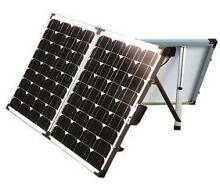 Voltech FK-140G folding solar kit 140 watt Gympie Gympie Area Preview