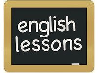 Experienced English teacher available for lessons