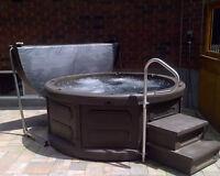 Spa Chez Toi - Hot Tub Rental - Location de spa!