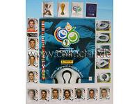 Fussball WM 2006 panini Bilder Nordrhein-Westfalen - Krefeld Vorschau