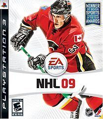 playstation 3 NHL 09
