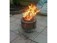 Fire pit/Planter/ Barbecue /Dozens of uses / You Chooose