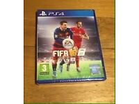 Brand new fifa 16 game