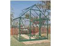 New Palram Harmony 6x6 greenhouse