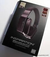 **** Brand New  In Box Monster Inspiration Headphones ***