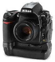 Nikon D700 Barely Used