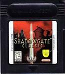 Shadowgate Classic - Gameboy Game