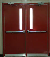HOLLOW METAL DOORS REPAIRS AND SERVICE (905)601-8112