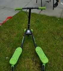 Flicker C3 Scooter Hardly used. Paid £100 for it. Still have receipt.