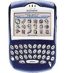 Blackberry 7230 New Unlocked, Good for Africa & Cuba