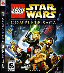 LEGO STAR WARS (THE COMPLETE SAGA)