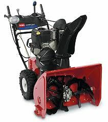 12 MONTHS NO INTEREST NO PAYMENTS ON TORO SNOWBLOWERS