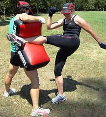 Boxing OUTDOORS Summer Hill Ashfield Area Preview
