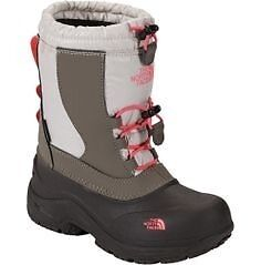 Girls Alpenglow ii size 12 The North Face boots