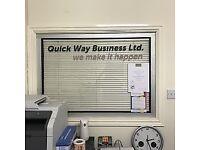 Quick Way Business Limited Providing Business Procurement Management Services