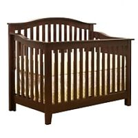 SHERMAG KENDALL 3 IN 1 CONVERTIBLE CRIB FOR SALE