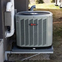 $500 Towards A New Air Conditioner