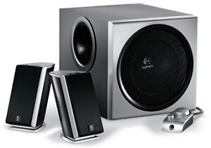 Logitech Z-2300 2.1 Speakers