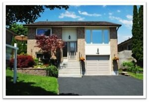 3+1 Bed/ 2 Kitchen Raised Bungalow in Oshawa
