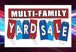 Multi Family Yard Sale!!