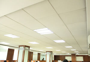 Ceilings - Acoustical - T/Bar Ceilings - Supply & Installation