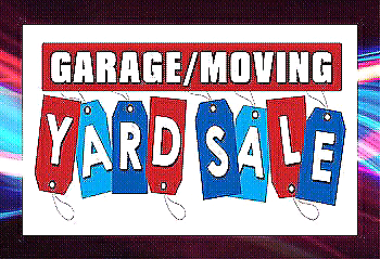 GARAGE MOVING SALE (Every day until sold)