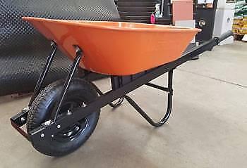 Westmix 80 Litre Wheelbarrow - Brand New - REDUCED TO $99
