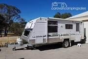 2012 Supreme Executive Pop Top Off Road 1660 Tourer Caravan Bayswater Bayswater Area Preview