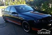 2005 FPV GT BOSS Brisbane City Brisbane North West Preview