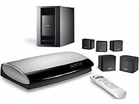 Bose Lifestyle 18 Series III DVD Home Entertainment System with 2 Floor Stands