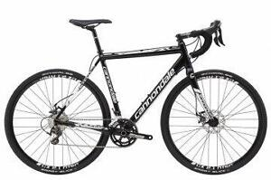 2016 Cannondale CAADX 105 Disc (TAXES INCLUDED) and 2016 Cannondale CAADX Tiagra (TAXES INCLUDED)
