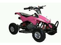 Mini quad 50 cc