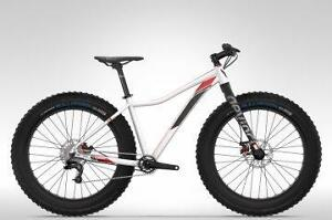 FATBIKE: 2016 KHS ATB 3000 and 1000, 2016 FELT DUDE 70, and 2015 CHARGE COOKER MAXI 2 and 2016 CHARGE COOKER MAXI 1