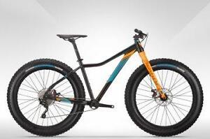FATBIKE: 2017 DEVINCI MINUS RS and S, and 2017 ROCKY MOUNTAIN BLIZZARD – 30, – 20 and – 10