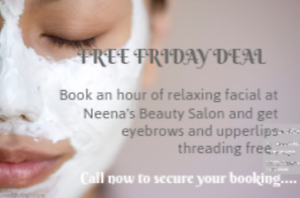 Free Friday Deal for Facial & Threading Sunbury Hume Area Preview