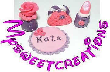 Mysweetcreations Cake Toppers