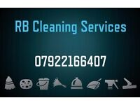 RB Cleaning Services - Private - Commercial - £10ph