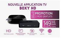 IPTV BOXYHD PROMO  12Mois +2 mois Gratuits: 149.99$