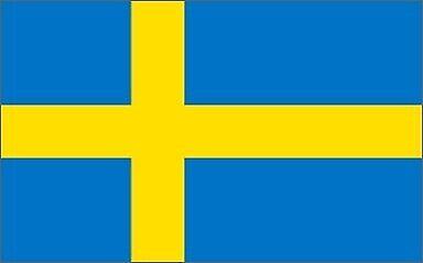 OUTBOUND Flag Of Sweden 5x3