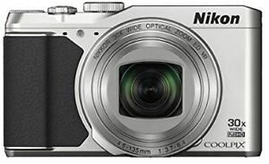 Nikon COOLPIX S9900 Digital Camera with 30x Optical Zoom