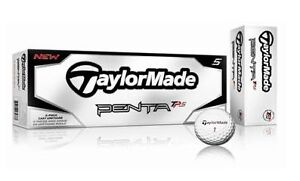 TaylorMade Penta Golf Ball New Model