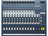 Mixer Sound­craft EPM 12 1 owner great condition