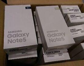SAMSUNG GALAXY NOTE 5 /4 3 /2 UNLOCKED BRAND NEW BOXED WARRANTY
