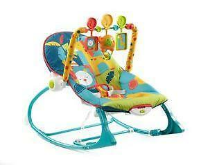 fisher price rocker bouncers vibrating chairs ebay