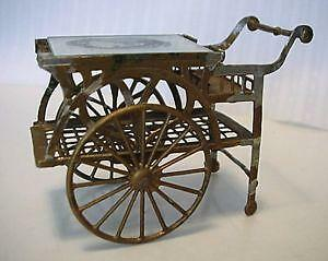 Metal Flower Carts