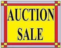 LIVE AUCTION IN ST THOMAS DEC.20