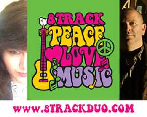Retro Acoustic - Lounge Duo Act for Hire