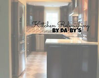 Kitchen Refinishing By Da By's