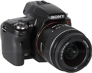 SONY ALPHA TA35K DIGITAL CAMERA